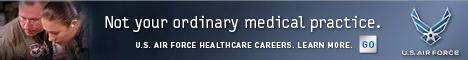 U.S. Airforce Healthcare Careers