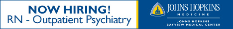 Now Hiring - RN Outpatient Psychiatry