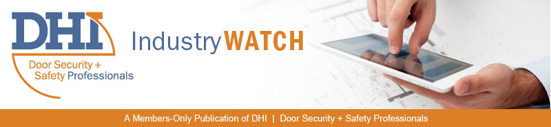 DHI IndustryWatch - Stay Connected, Stay Current